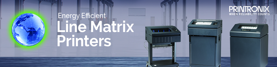 Printronix P8000 Serien